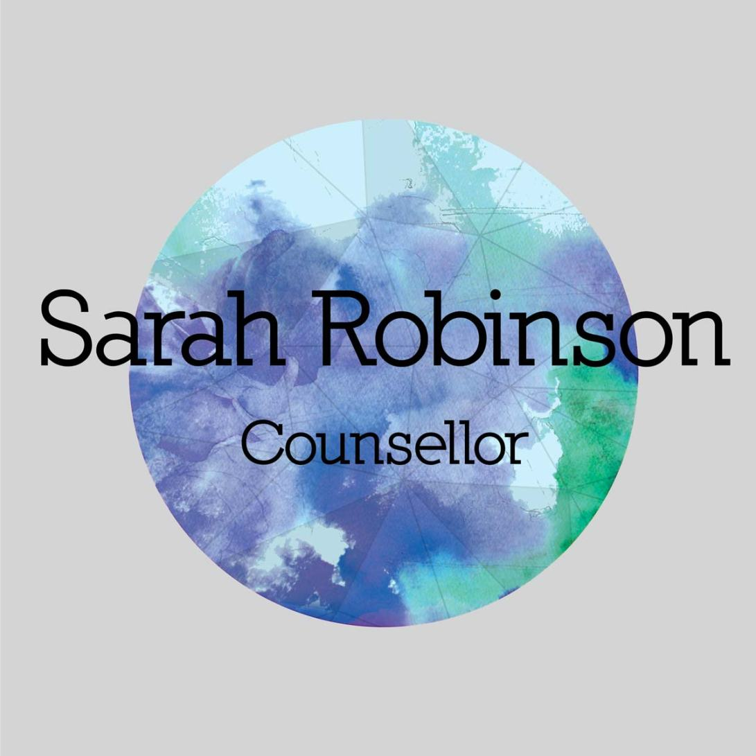 Logo for Sarah Robinson, a youth counsellor.